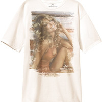 Dusters Farrah Fawcett Tee Small natural