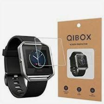 QIBOX Fitbit Surge Screen Protector