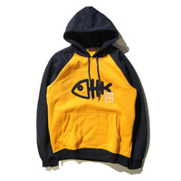 Fleece Hoodies Cotton Couple Hats [9302716103]