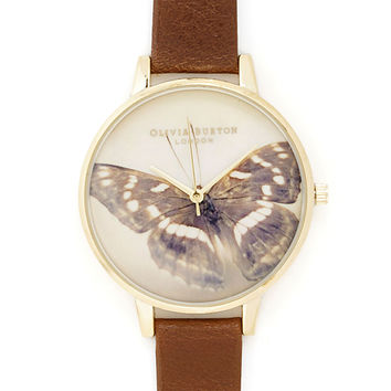 Always Papillon Time Watch