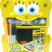 Cra-Z-Art SpongeBob Totally Boss Colorola Activity Desk