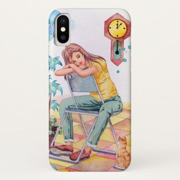 Rest time iPhone x case