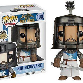 Funko Pop Movies: MPHG - Sir Bedevere Vinyl Figure