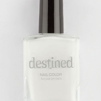 Destined Nail Color Coconut Wishes One Size For Women 27395915001