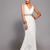 Faviana Dress S7165 at Peaches Boutique