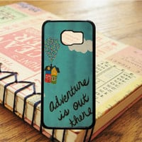 Adventure Is Out There Balloon Up Carl Samsung Galaxy S7 Edge Case