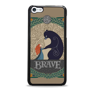 Disney brave mother and daughter tapestry Iphone 5c Case