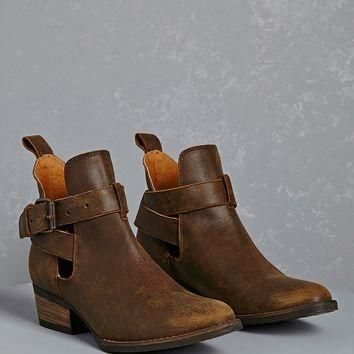 Volatile Leather Ankle Boots
