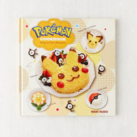 The Pokemon Cookbook: Easy & Fun Recipes By Maki Kudo | Urban Outfitters