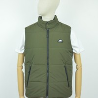 Penfield AW17 Washburn Vest in Olive