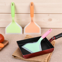 Cake Bread Scraper Spatula Silicone Cooking Tools Spatula for Beef Meats Baking Tools Kitchen Accessoris EJ878070