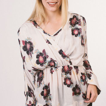 Free People New Tuscan Dreams Tunic - Ivory