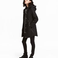 Padded Parka - from H&M