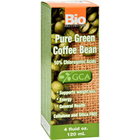 Bio Nutrition Pure Green Coffee Bean - 4 Fl Oz