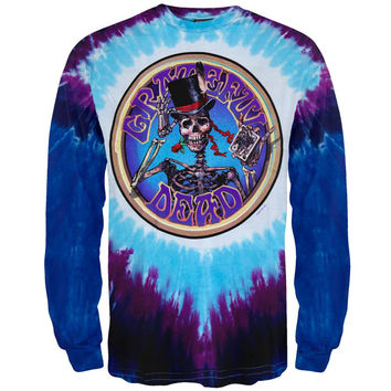Grateful Dead - Queen of Spades Long Sleeve T-Shirt
