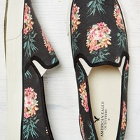 AEO Women's Printed Slip-on Sneaker