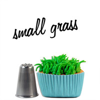 Small Grass Decorating Tip #133