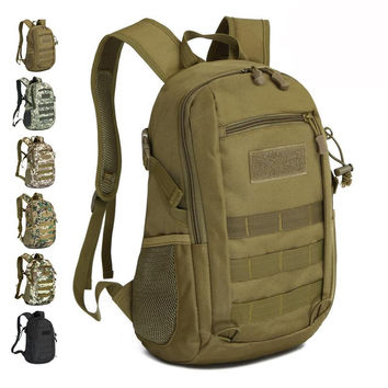 Small Waterproof Molle EDC Backpack
