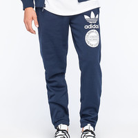 Adidas Originals Street Graph Mens Sweatpants Navy  In Sizes