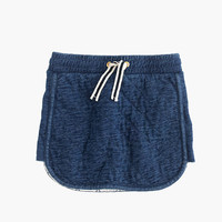 crewcuts Girls Quilted Pull-On Track Skirt