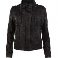 Pace Leather Jacket