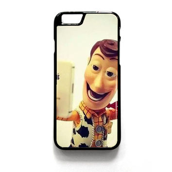 Woody Selfie iPhone 4 4S 5 5S 5C 6 6 Plus , iPod 4 5  , Samsung Galaxy S3 S4 S5 Note 3 Note 4 , and HTC One X M7 M8 Case
