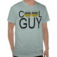 cool guy tees from Zazzle.com