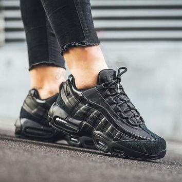 Nike Air Max 95 Ash bandage women sports shoes