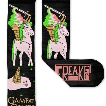 Game of Cones Unisex Crew Socks