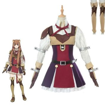 Raphtalia Cosplay The Rising of the Shield Hero Anime Cosplay Costume Tate no Yuusha no Nariagari Women Party