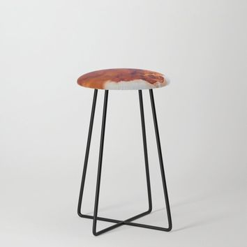 Svadhishthana (Sacral Chakra) Counter Stool by duckyb