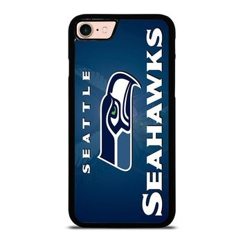 SEATTLE SEAHAWKS iPhone 8 Case Cover