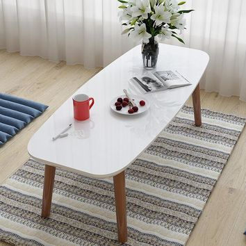 80*40*32CM Modern Coffee Table Sofa Side Tea Table Living Room Corner Table