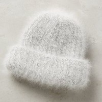Cloudscape Beanie by Anthropologie in Grey Size: One Size Hats
