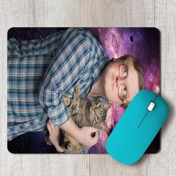 Rectangle Mouse Pad Bubbles Of Trailer Park Boys On Galaxy