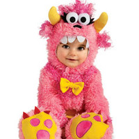 little pink monster costume-Chasing Fireflies