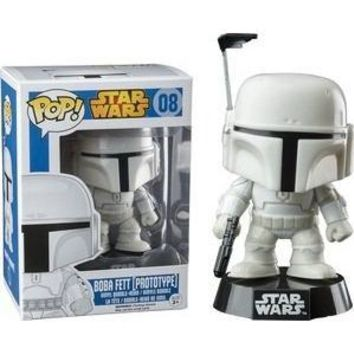 REPLACEMENT - FUNKO POP! BOBA FETT (PROTOTYPE)