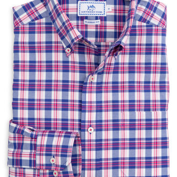 Southern Tide - Savannah Plaid Sport Shirt