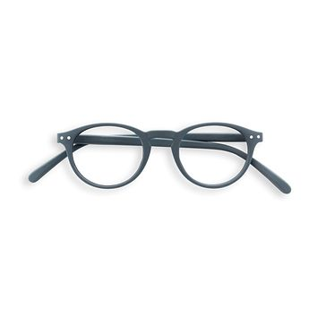 Izipizi - #A Grey Reader Eyeglasses / +1.50 Lenses
