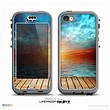 The Paradise Sunset Ocean Dock Skin for the iPhone 5c nüüd LifeProof Case