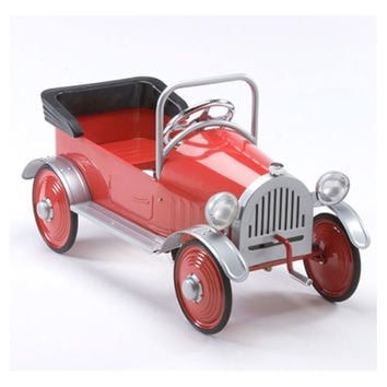 Roadster Pedal Car in Red
