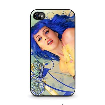 katy perry iphone 4 4s case cover  number 1