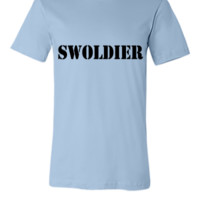 SWOLDIER - Unisex T-shirt