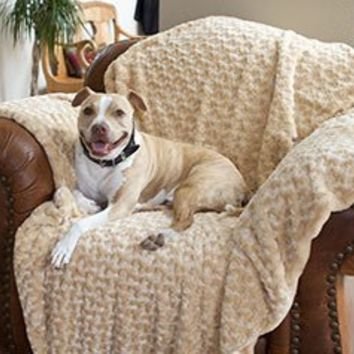 Animals Matter® Katie Puff® Blanket