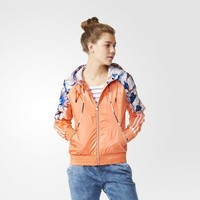 adidas Marble Windbreaker - Multicolor | adidas US