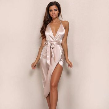 Silk Dreams Dress