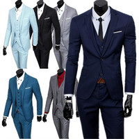 Men's Suits , Blazer +pants