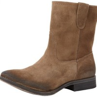 ZiGiny Women's Canon Boot,Tobacco Suede,11 M US