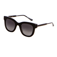 THIERRY LASRY MATT BLACK SEXXXY 5TH YEARS LIMITED EDITION SUNGLASSES