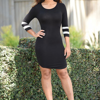 Homerun Dress - Black